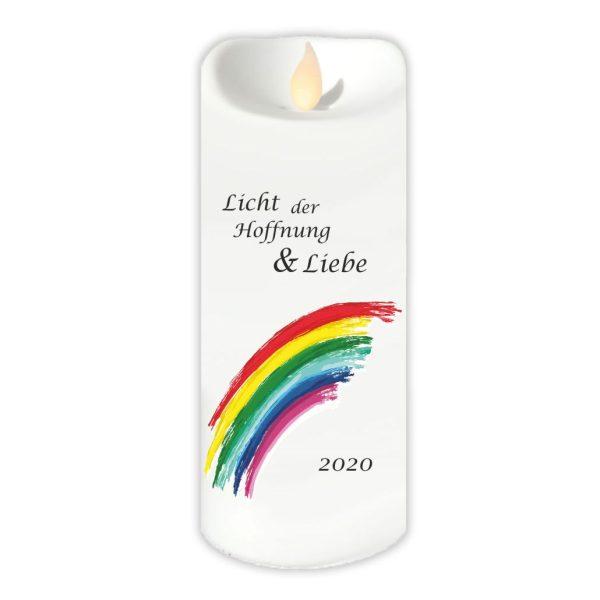 LED Kerze Twinkle Licht der Hoffnung und Liebe